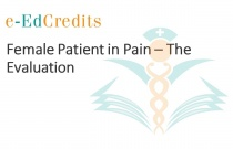 Female Patient in Pain - The Evaluation