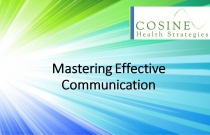 Mastering Effective Communication
