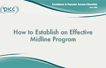 How to Establish an Effective Midline Program