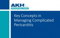 Key Concepts in Managing Complicated Pericarditis