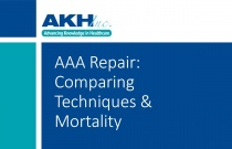 AAA Repair: Comparing Techniques & Mortality