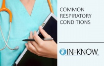 Common Respiratory Conditions