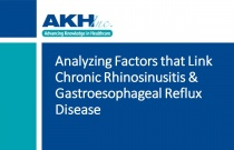 Analyzing Factors that Link Chronic Rhinosinusitis & Gastroesophageal Reflux Disease