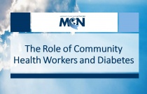 The Role of Community Health Workers and Diabetes