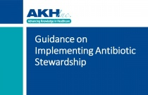 Guidance on Implementing Antibiotic Stewardship