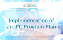 Implementation of an IPC Program Plan