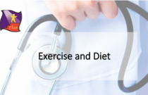 Exercise and Diet