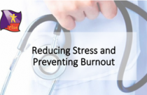 Reducing Stress and Preventing Burnout