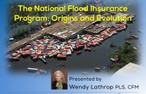 The National Flood Insurance Program: Origins and Evolution