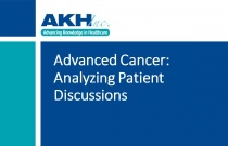 Advanced Cancer: Analyzing Patient Discussions