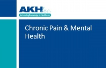 Chronic Pain & Mental Health