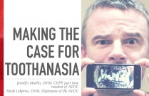 Intraoral Radiographic Interpretation 2; Making the Case for Toothanasia