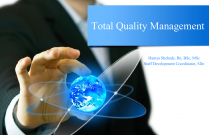 Total Quality Management Plan