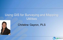Using GIS for Utility Mapping