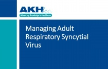 Managing Adult Respiratory Syncytial Virus