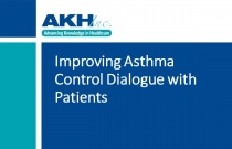 Improving Asthma Control Dialogue with Patients
