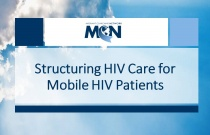 Structuring HIV Care for Mobile HIV Patients