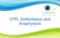 CPR, Defibrillation and Anaphylaxis