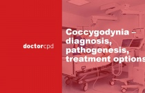 Coccygodynia – diagnosis, pathogenesis, treatment options