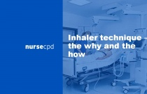 Inhaler technique — the why and the how