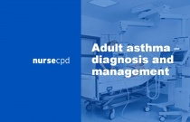 Adult asthma – diagnosis and management