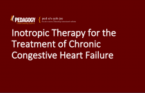 Inotropic Therapy for the Treatment of Chronic Congestive Heart Failure