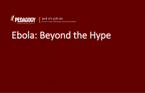 Ebola - Beyond the Hype