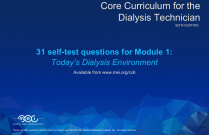 1 Today's Dialysis Environment - Quiz Questions