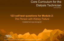 2 The Person with Kidney Failure - 123 Quiz Questions