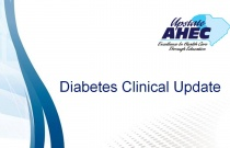 Diabetes clinical update