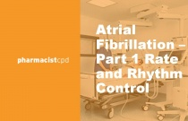 Atrial Fibrillation - Part 1 Rate and Rhythm Control