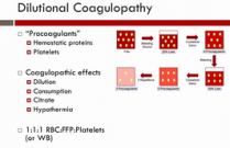 IVECCS TECH MDR 2017: Coagulation Disorders