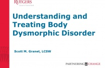 Understanding and Treating Body Dysmorphic Disorder