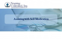 Self-Administration of Medication