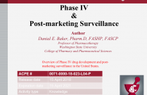 Phase IV & Post-Marketing Surveillance