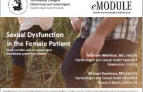 Sexual Dysfunction in the Female Patient