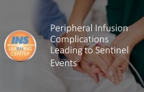 Peripheral Infusion Complications Leading to Sentinel Events