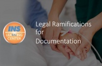 Legal Ramifications for Documentation