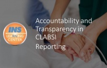 Accountability and Transparency in CLABSI Reporting