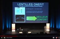 Maxi lens ONEFIT dernière génération de lentille sclérale - C.O.C. 2018 - AOF