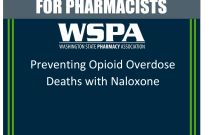 Preventing Opioid Overdose Deaths with Naloxone - For Pharmacists