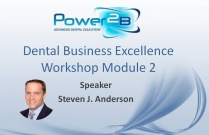 Dental Business Excellence Workshop Module 2