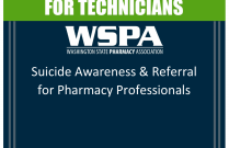 Suicide Awareness & Referral for Pharmacy Professionals - for Technicians