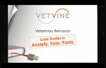 Case Studies in Veterinary Behavior: Anxiety, Fear, and Panic