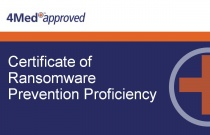 Certificate of Ransomware Prevention Proficiency