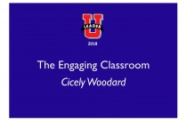 The Engaging Classroom