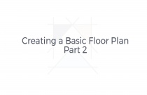 An Introduction to SketchUp - Creating a Basic Floor Plan Part 2