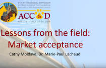 ACC&D's 6th International Symposium: Lessons from the field - market acceptance and challenges