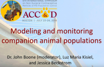 ACC&D's 6th International Symposium: Modeling and monitoring companion animal populations