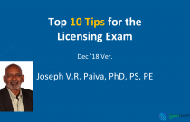 Top 10 Tips For the Licensing Exam